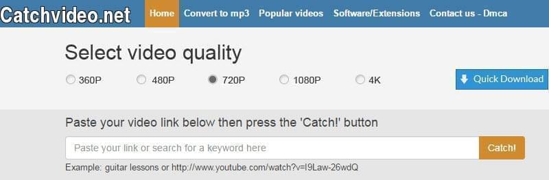 catchvideonet