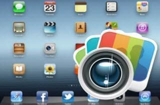 capture ipad screen