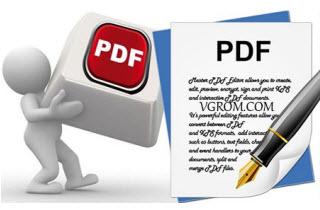 turn pdf editable