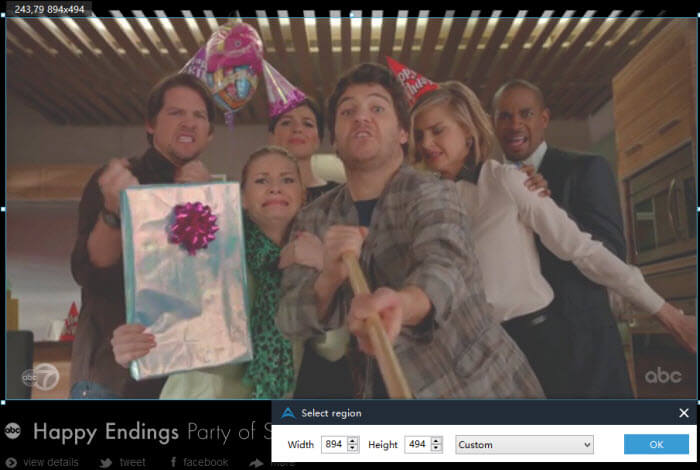 Record Hulu Present