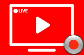 record live streams