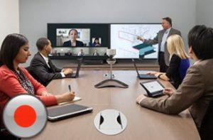 record lync meetings