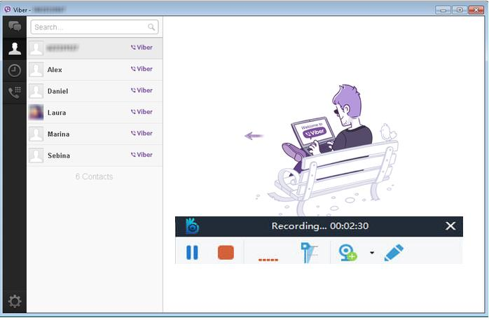 record-viber-desktop