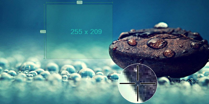 capture screen with crosshair