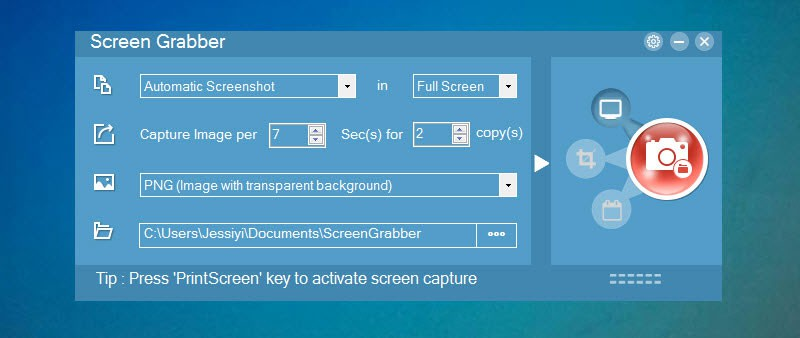 automatic screenshot