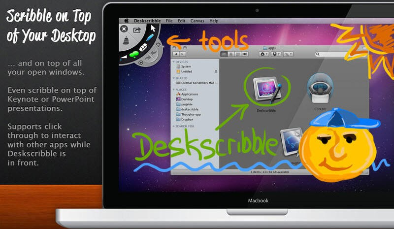 solution-desk-scribble