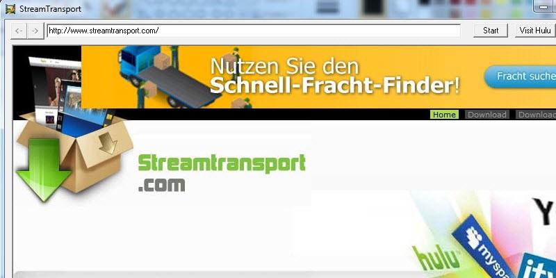 stream transport downloader
