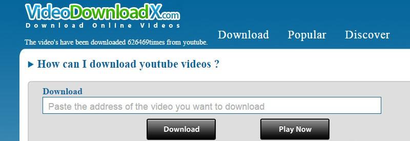 video download x app