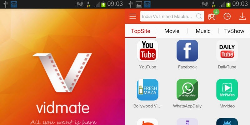vid mate for android