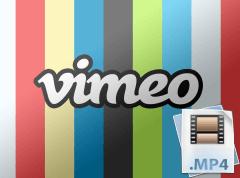 vimeo mp4 r