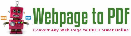 webpage-to-pdf