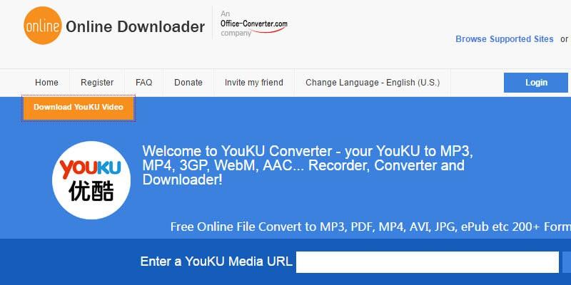 youku downloader