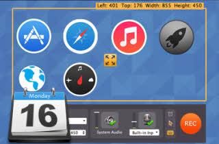 record screen automatically