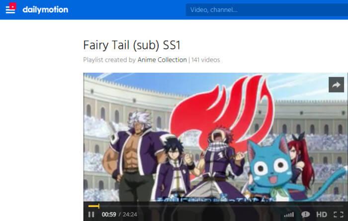 dailymoiton anime