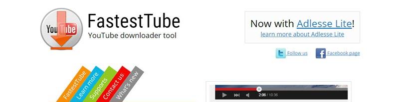 fastest-tube