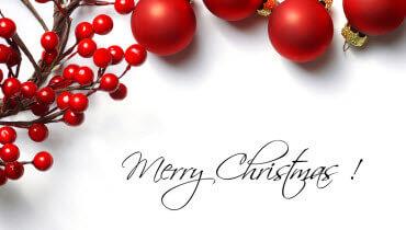 Christmas cards creation