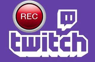 record twitch stream